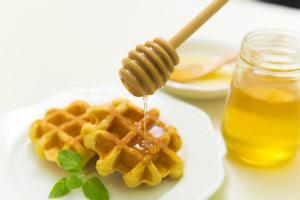 蜂蜜のお召し上がり方